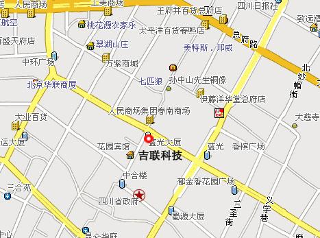 广西离福建地图
